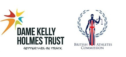 Dame Kelly Holmes Trust and British Athletes Commission have launched a partnerships ©Dame Kelly Holmes