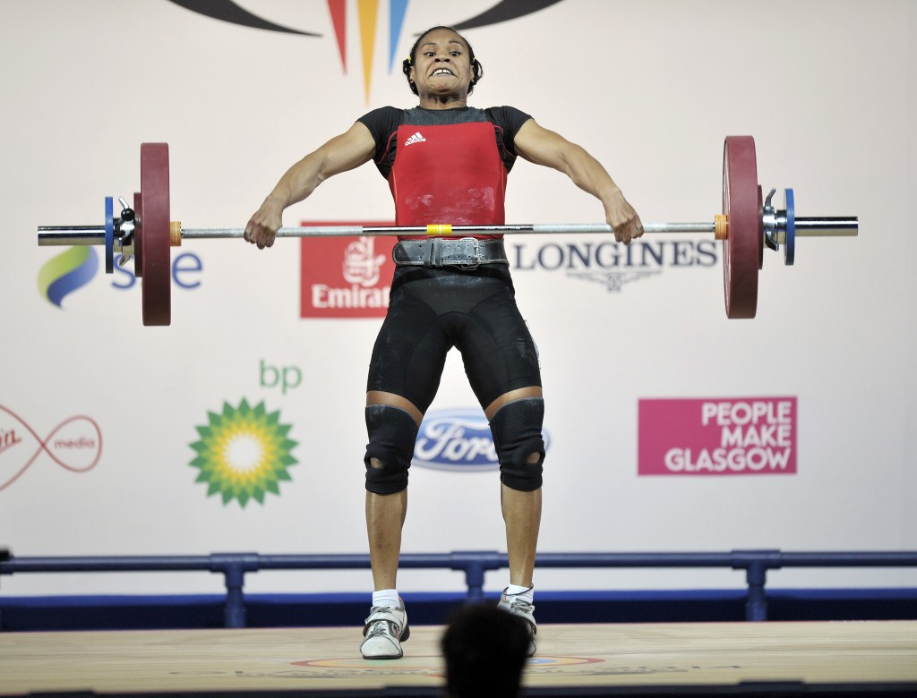 There will be eight women's weightlifting categories at Gold Coast 2018 ©Getty Images