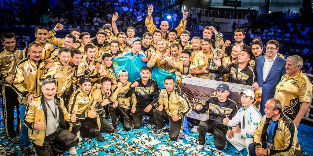 Astana Arlans Kazakhstan seal second World Series of Boxing crown