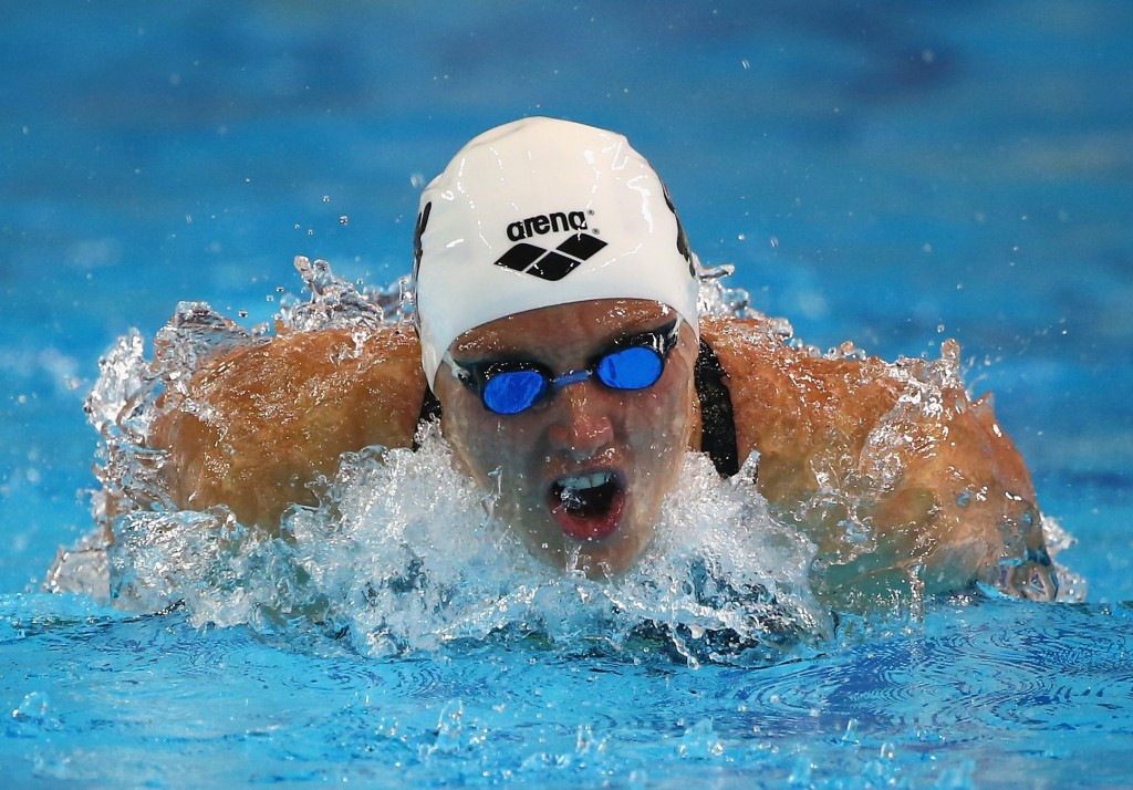 Hosszú looking to make more headlines as FINA Swimming World Cup continues in Doha
