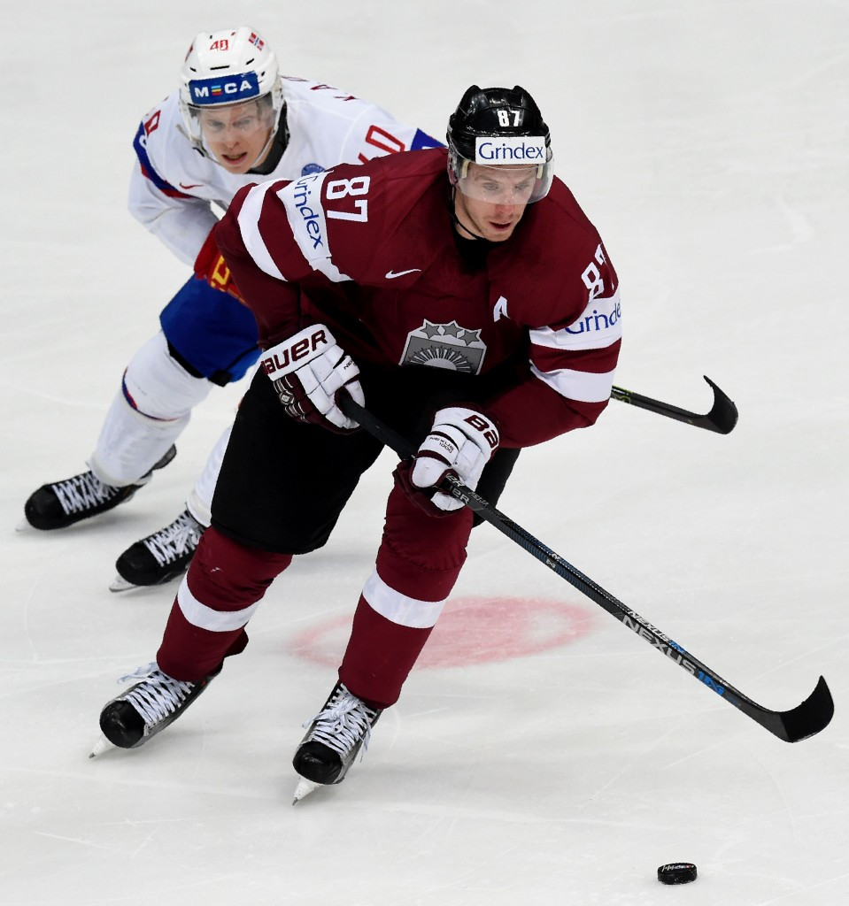 Latvia failed to qualify for the Pyeongchang 2018 Winter Olympics ©Getty Images