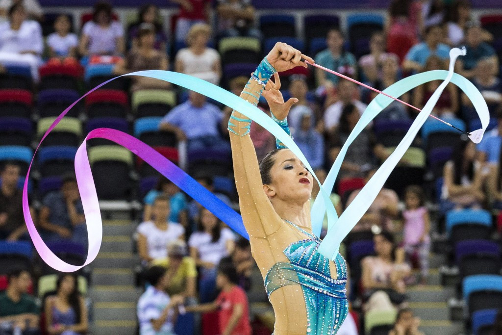 In pictures: Baku 2015 day nine