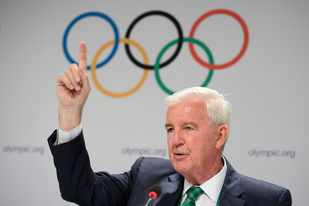 "Reedie welcomes Olympic Summit call for WADA to receive ""greater authority and regulatory powers"""