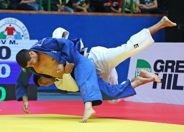 Two more golds for Uzbekistan as hosts finish top of IJF Grand Prix medal table in Tashkent