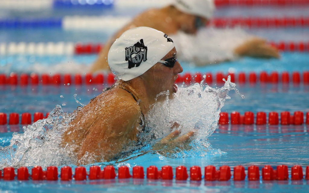 Four gold medals for Hosszú on opening day of FINA Swimming World Cup in Doha