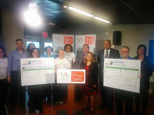 Ontario launch initiatives to help volunteers seeking work post-Toronto 2015