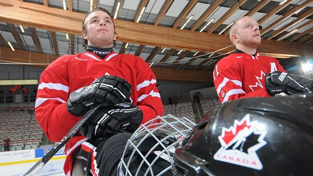 Hockey Canada announce 19-member ice sledge hockey squad for forthcoming season