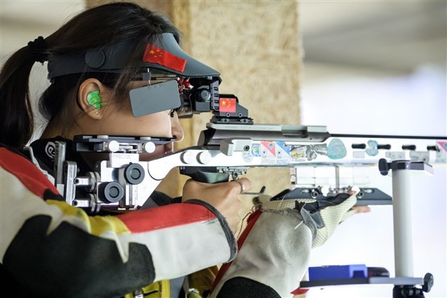 Zhang turns tables on Rio 2016 champion as ISSF World Cup Final concludes
