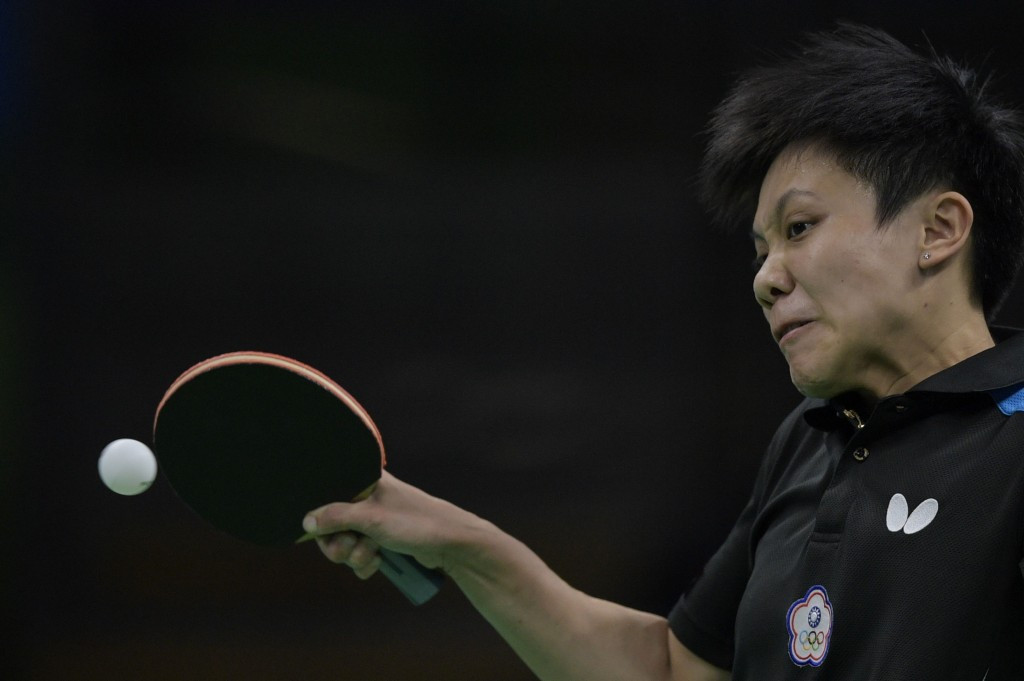 Cheng I-Ching reaches ITTF Women's World Cup final in Philadelphia