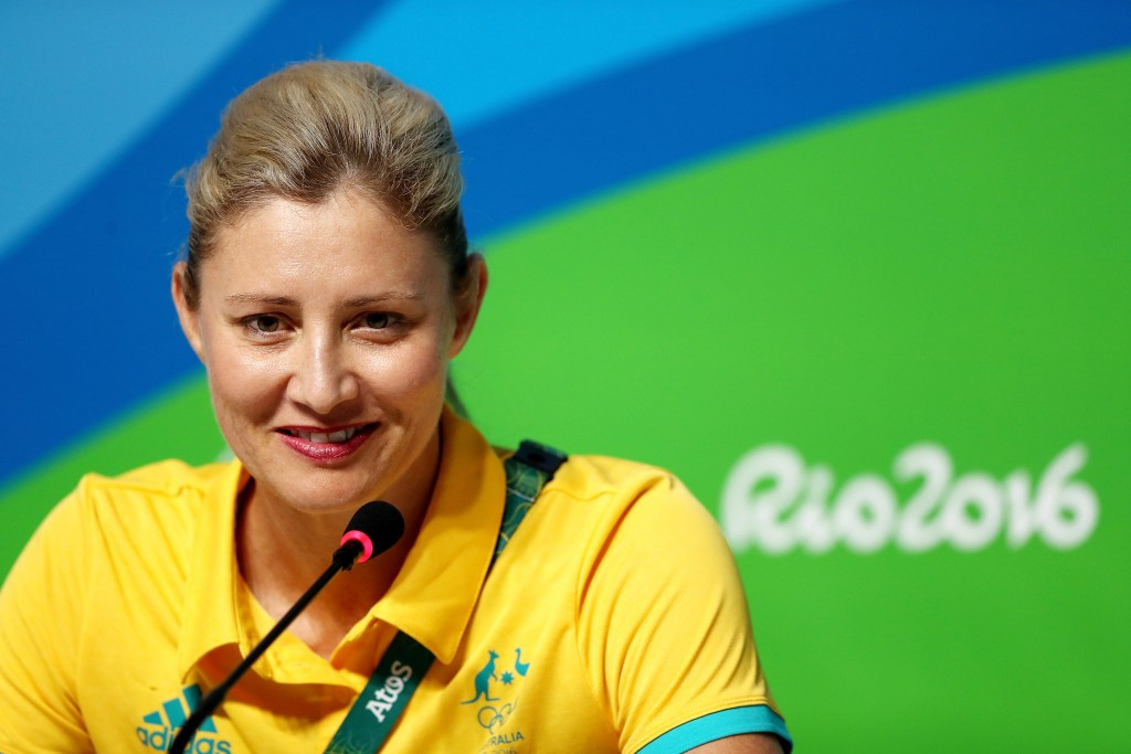 De Jong resigns as chief executive of Australian Olympic Committee