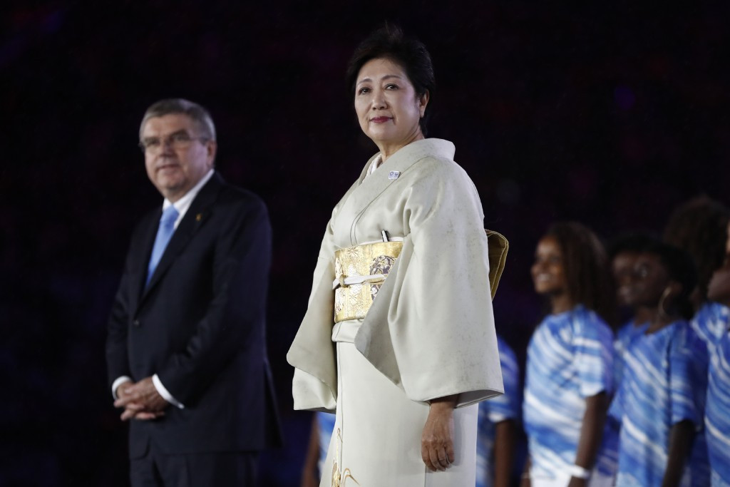 Tokyo Governor set to meet IOC President later this month following reports of big budget increase for 2020 Olympics