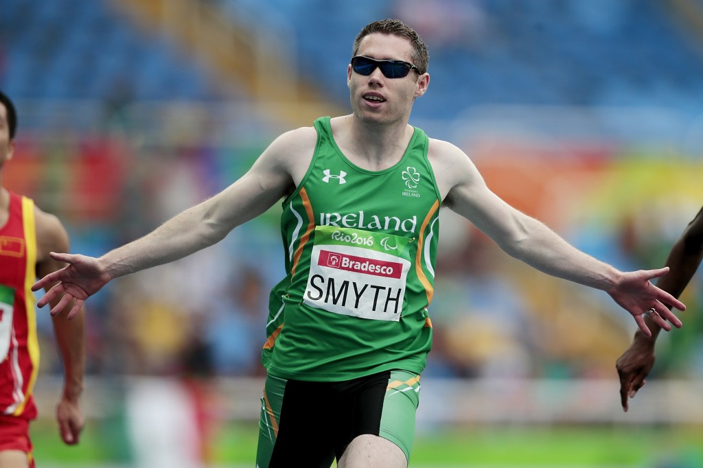 "Five-time Paralympic champion Smyth questions absence from ""Lap of Legends"" event"