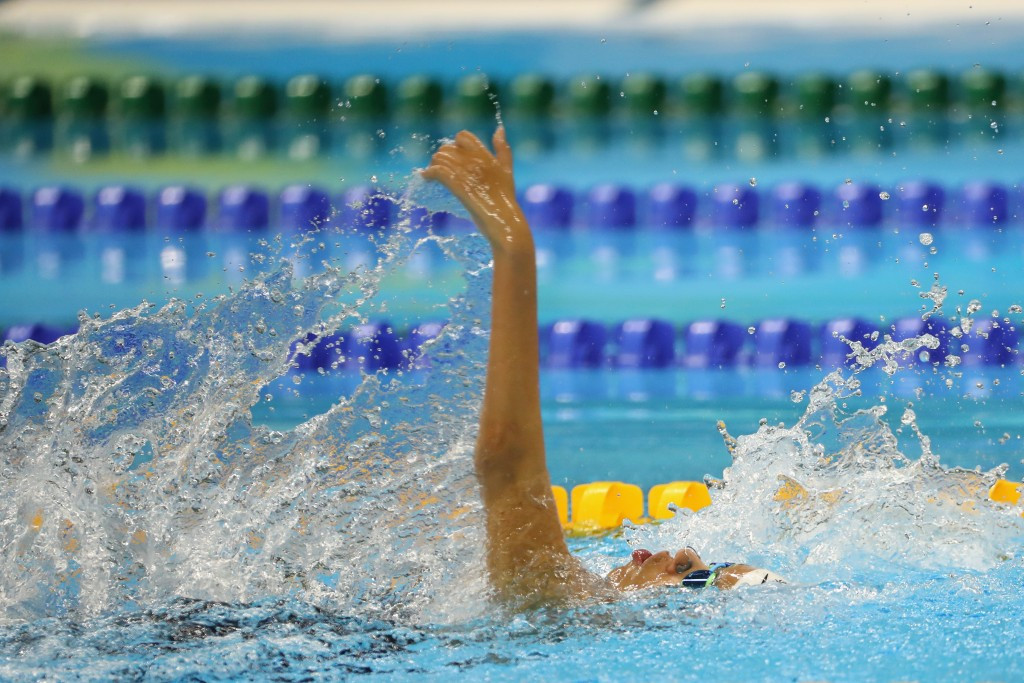 Yip Pin Xiu won golds in both the 100 and 50 metres backstroke S2 finals in Brazil ©Getty Images