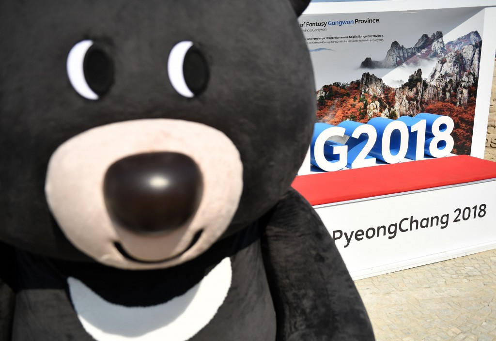 Pyeongchang 2018 tickets will be released in February as part of a wider promotional drive ©Getty Images
