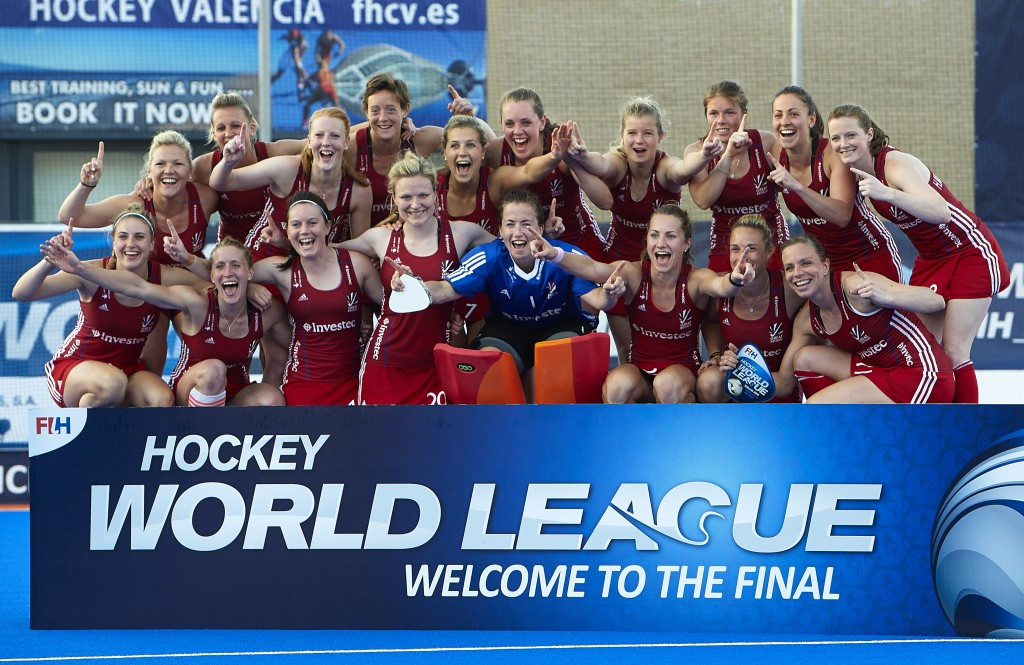 Great Britain beat China to win at Hockey World League semi-final