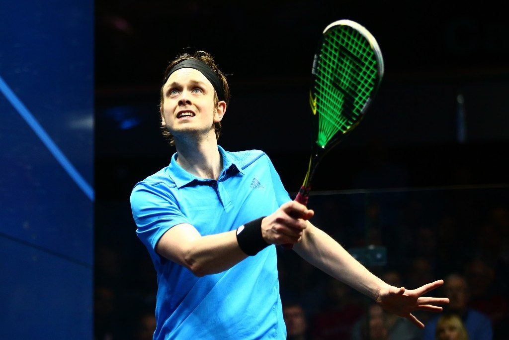 Willstrop and David overcome tough encounters to advance at PSA US Open