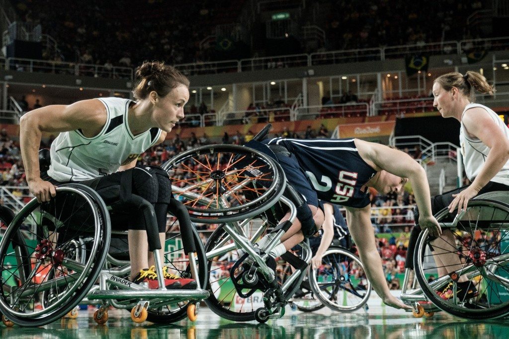 The best wheelchair basketball players in the world will gather in Hamburg ©Getty Images