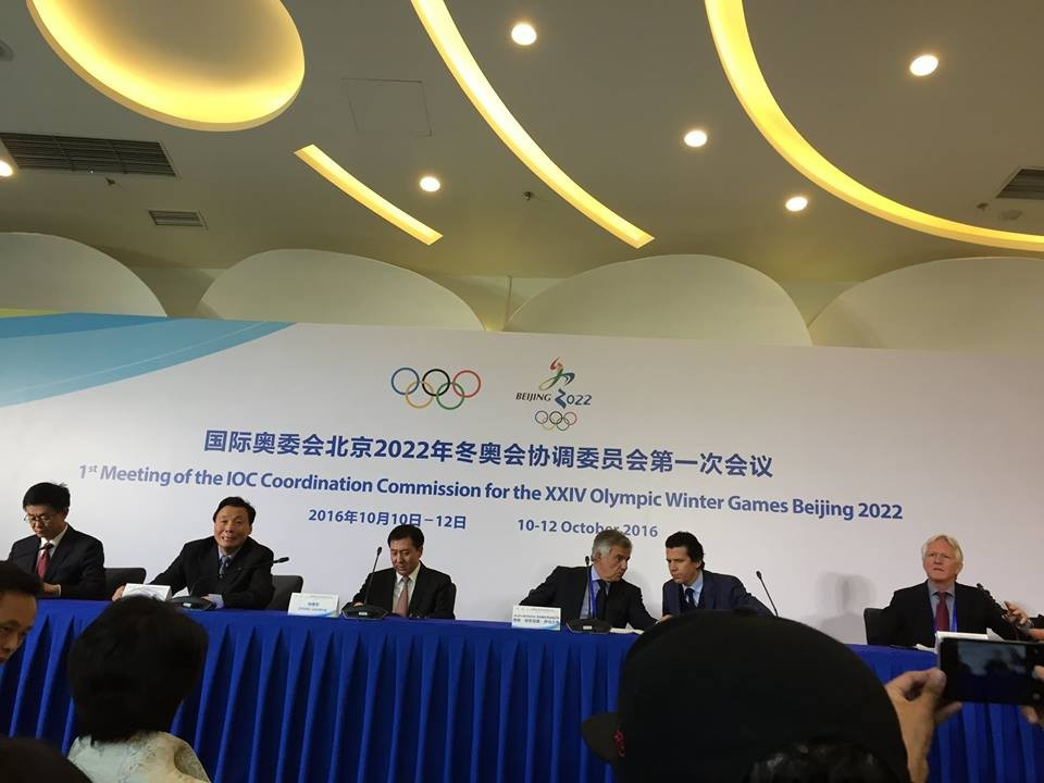 Dubi plays down fears over Beijing 2022 sliding centre