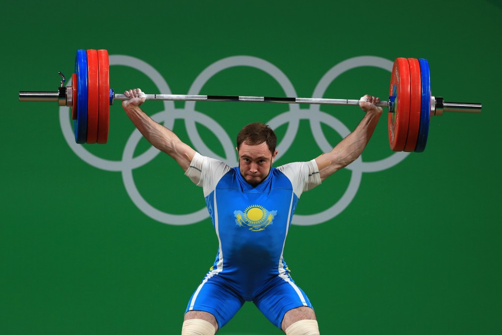 Denis Ulanov of Kazakhstan is expected to be upgraded to the bronze medal position ©Getty Images