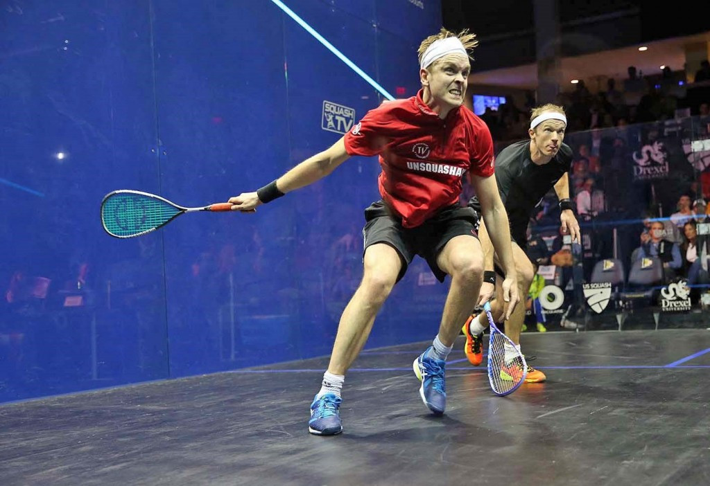 Willstrop reaches first PSA World Tour semi-final since returning from surgery in 2014