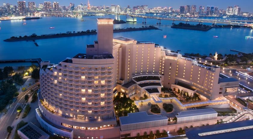 The FIG Congress is due to be held at the Hilton Tokyo Odaiba Hotel from October 18 to 20 ©Hilton