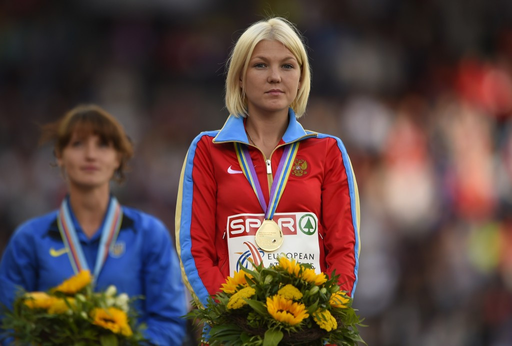 Five Russian race walkers handed four-year doping bans by CAS