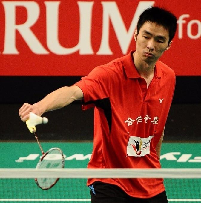 Home favourite Hsueh upsets third seed Tsuneyama at BWF Chinese Taipei Masters