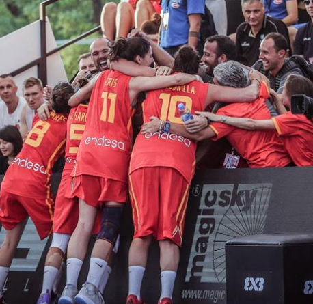 United States women suffer first ever loss at FIBA 3x3 World Championships