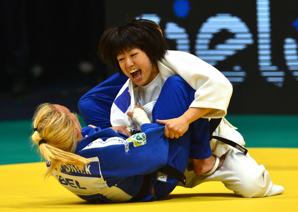 Two-time world champion Asami announces retirement from judo