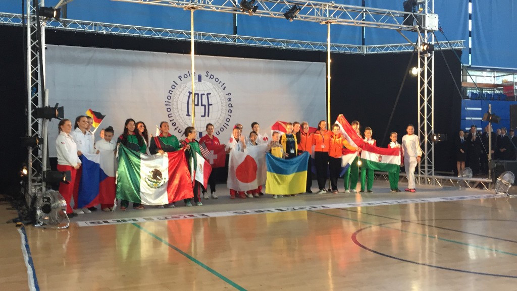 The submission of the application comes after the IPSF World Championships were held in Britain in July ©IPSF
