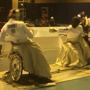 Lambertini secures second gold medal at IWAS Under-17 and Under-23 Wheelchair Fencing World Championships