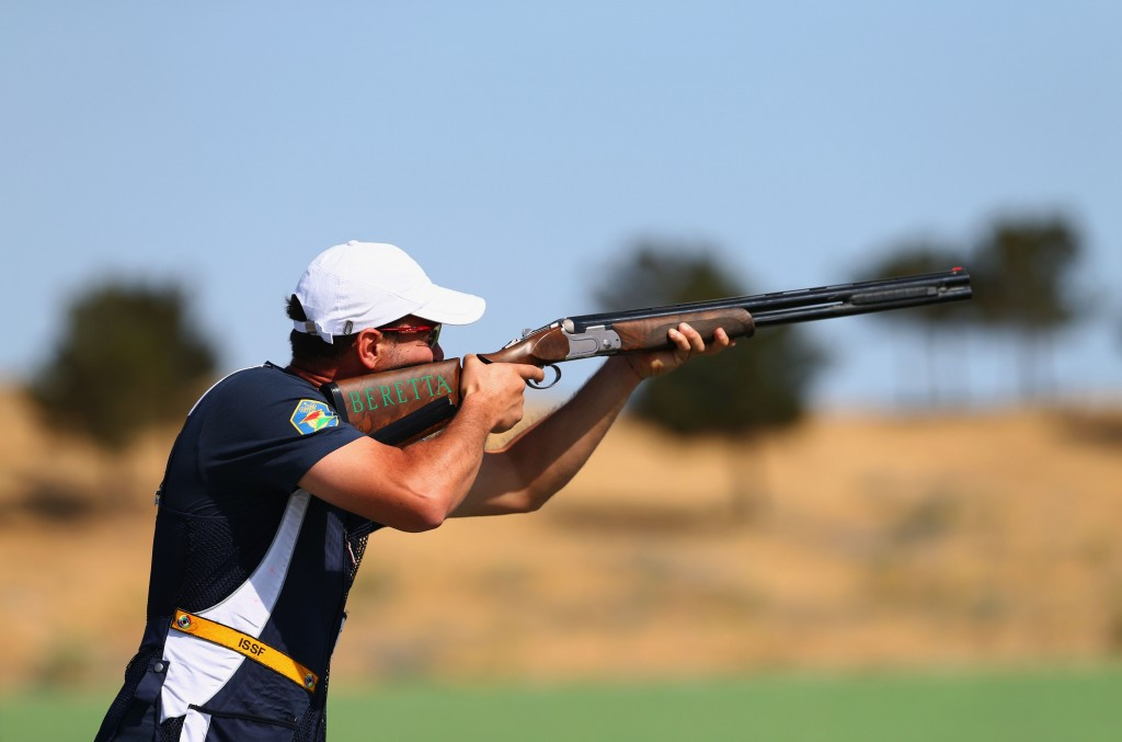 Italy earn double Baku 2015 European Games gold as shooting competition draws to a close