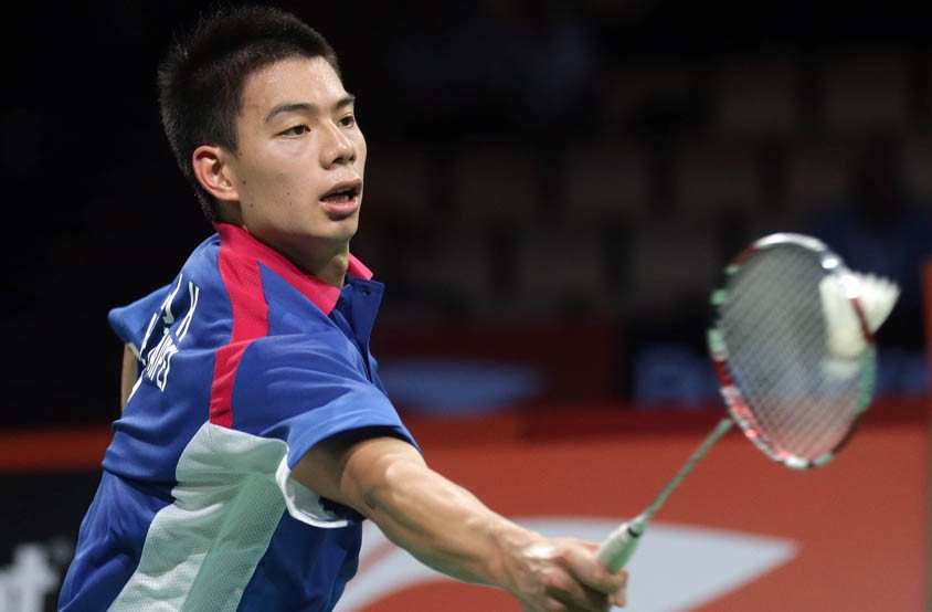 Top seed Hsu battles through to semi-finals at BWF Chinese Taipei Masters