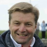 Great Britain Hockey President Richard Leman is the other candidate running for the position ©LinkedIn