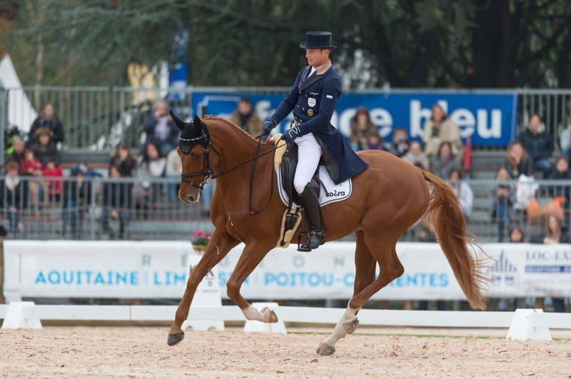 Jung seizes early advantage at first FEI Classics event of the season