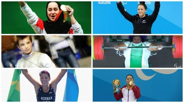 Nominees announced for IPC's best female athlete of September prize