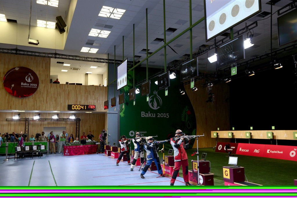 Italy fought back to claim a dramatic win over Denmark in the mixed team 10m air rifle