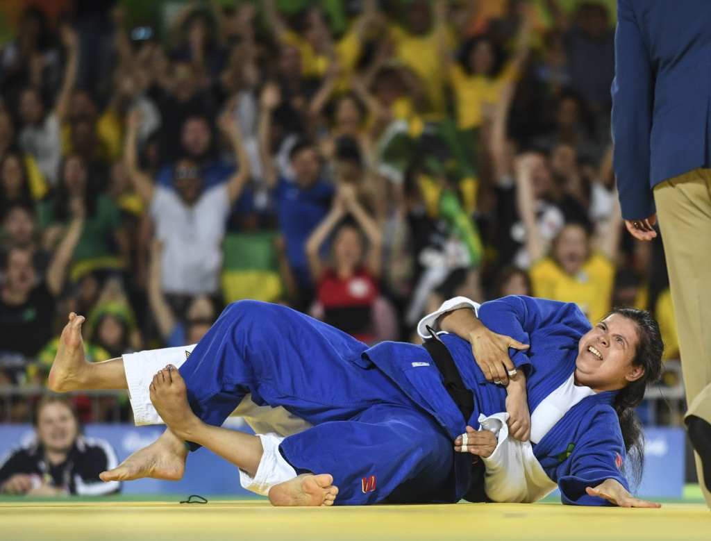 A total of 129 judoka from 36 nations competed at the Rio 2016 Paralympics ©Getty Images
