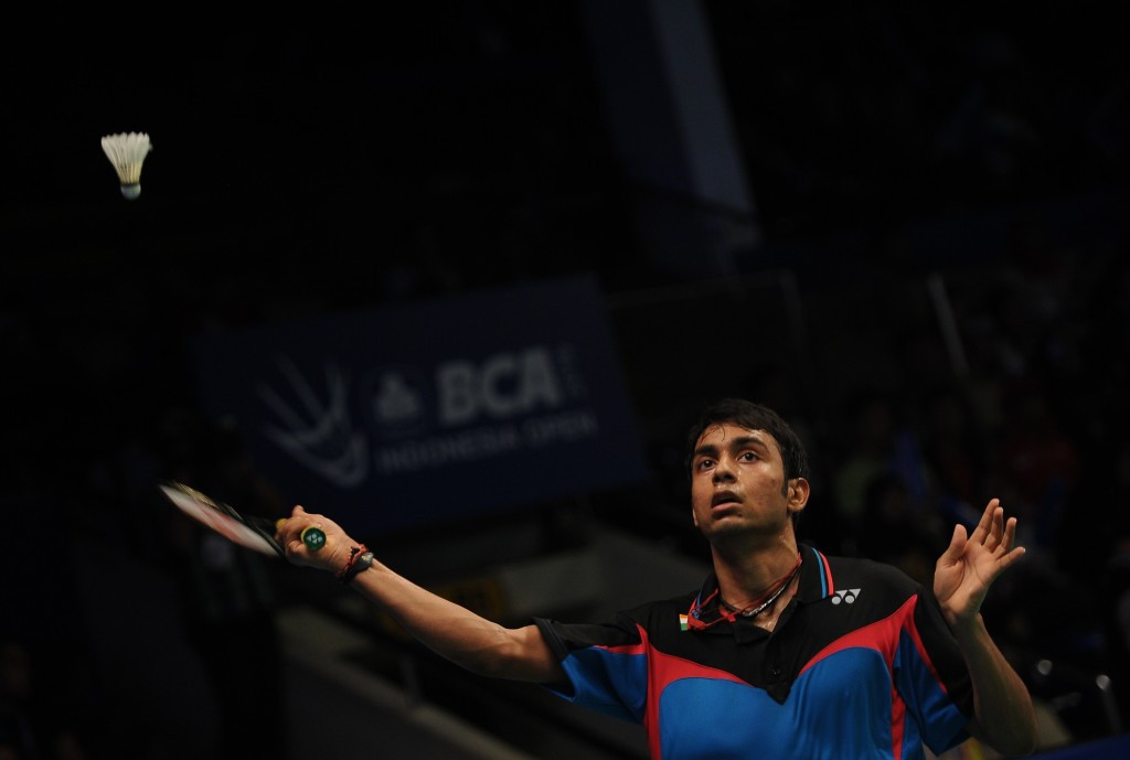 Home top seed dumped out by Varma at BWF Chinese Taipei Masters