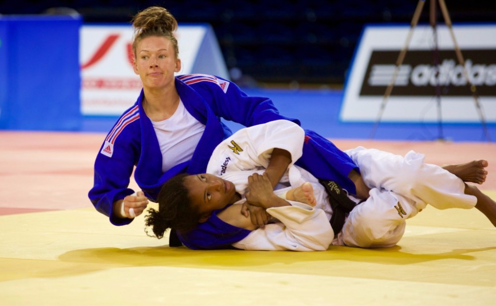 Edwards secures maiden continental title at European Judo Open