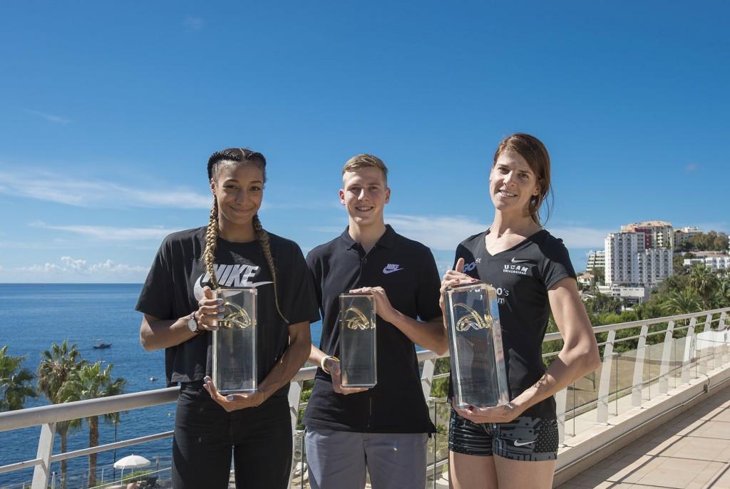 European Athletics Convention: Golden Tracks awards ceremony