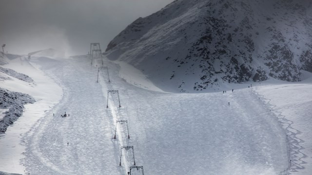 Organisers have given the resort the green light to host the first FIS Alpine Skiing World Cup event of the season ©FIS