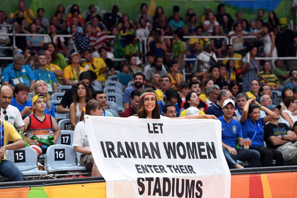 "FIVB claim ""small positive steps"" made in Iran as governing body reiterate opposition to boycott"