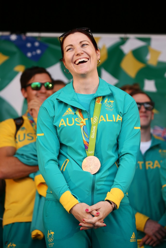 Double Olympic gold medallist Meares announces retirement from cycling