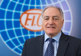 Exclusive: Guelzec criticises rival Watanabe's manifesto as race for FIG President heats up