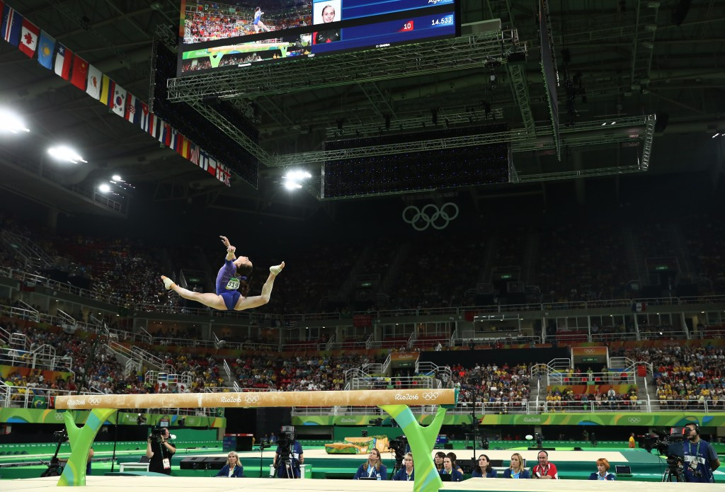 """Exclusive: Departing FIG President Grandi hails 3D judging technology as """"great chance"""" for his sport"""