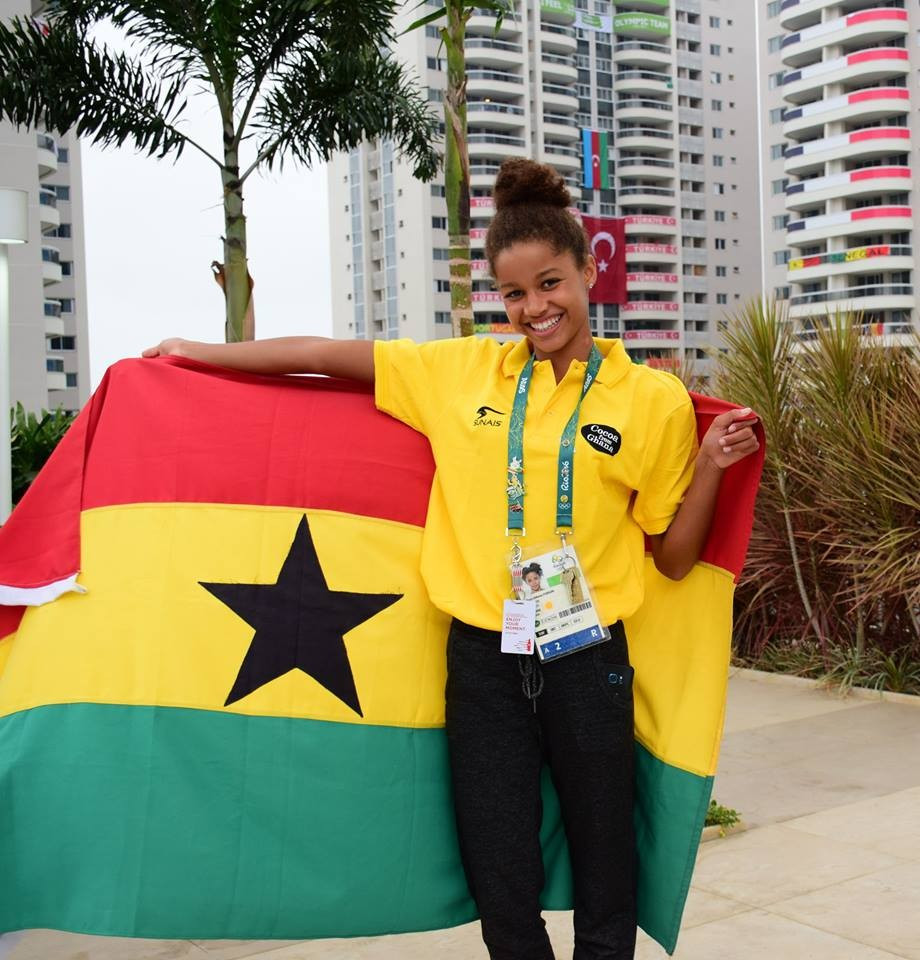 Ghana Olympic Committee thank sponsors for support before Rio 2016