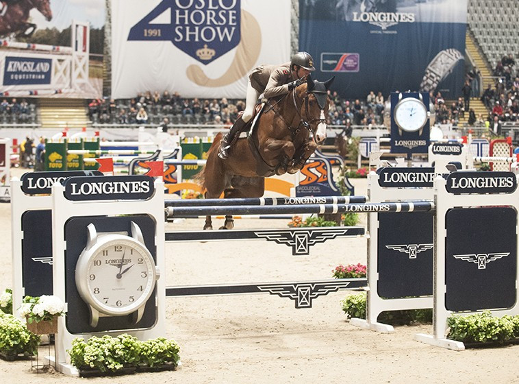Zorzi surprise winner at FEI Jumping World Cup in Oslo
