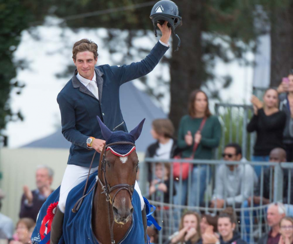 Livio victorious on home soil in opening FEI Classics event