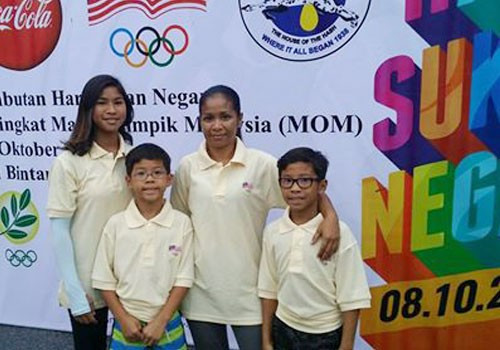 """OCM marks Malaysia's National Sports Day with modified """"hash run"""""""